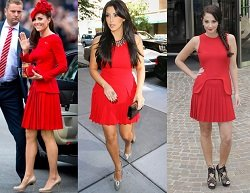 9aa54e97add Как подобрать обувь под красное платье