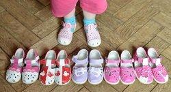 Детская обувь сандра: свойства и особенности производства
