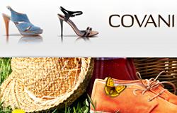 Компания Covani – бренд «удовольствия в каждом шаге»