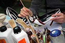 Как восстановить кожаную обувь грамотно?